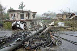 тайфун-япония