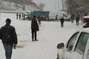 снег-в-лисичанске