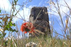 братская могила лисичанск