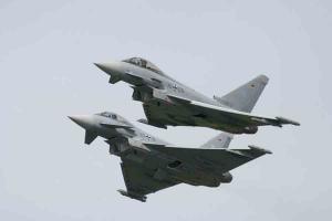 истребители-Eurofighter