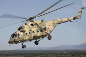 вертолет-Ми-8