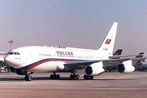 самолет_Путина