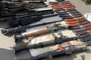 Луганская, СБУ, оружие