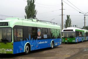 Северодонецк, транспорт