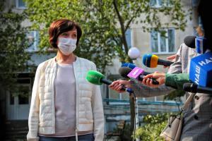 """На Луганщине в случае необходимости откроют5 больниц """"второй волны"""" для лечения пациентов сCOVID-19"""