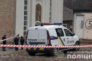 Киев, чиновник, убийство