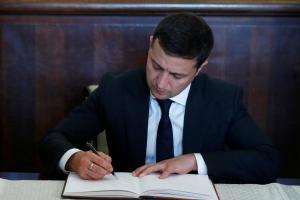 Зеленский подписал новый Избирательный кодекс