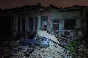 Куба, торнадо