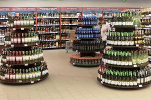 Украина, алкоголь