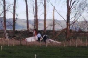Новая Зеландия, авиакатастрофа