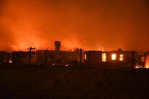 В ГБР назвали новую причину масштабных пожаров на Луганщине