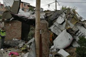 Колумбия, авиакатастрофа