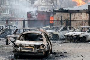 Донецкая, Мариуполь, обстрел