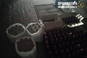 Северодонецк, алкоголь, фальсификат