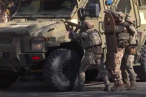 """В Лисичанске будут ловить и обезвреживать """"террористов"""" и """"диверсантов"""""""