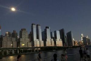 Нью-Йорк, энергоснабжение