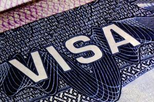 США, виза