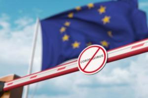Обнародован предварительный список стран, для которыхЕС откроет границы с 1 июля