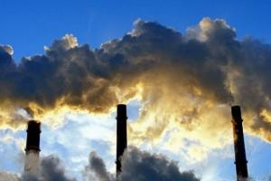 Состояние загрязнения воздуха
