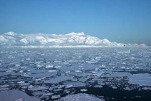 Антарктика, рекорд