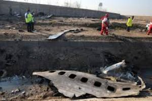 """Во Франции расшифровали данные """"черных ящиков""""сбитого самолета МАУ"""