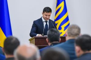 """Зеленский подписал Закон """"О разведке"""""""