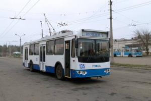 Северодонецк, троллейбус