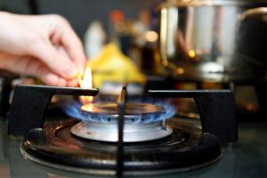 Луганская, цена на газ