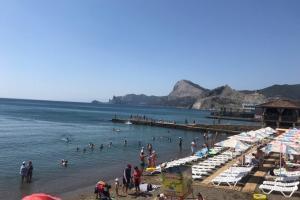 Крым, курортный сезон