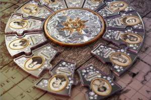 В Канаде отчеканят уникальную монету-трансформер
