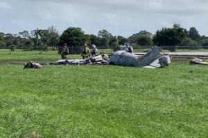 Флорида, авиакатастрофа