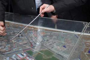 Луганская, региональное развитие