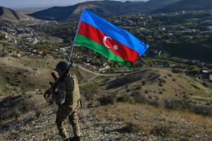 Войска Азербайджана входят в Кельбаджарский район