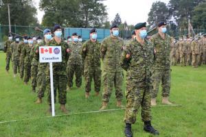 В Украине стартовали международныеучения Rapid Trident