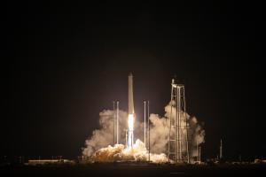 В США состоялся пуск космической ракеты Antares, созданной при участии Украины