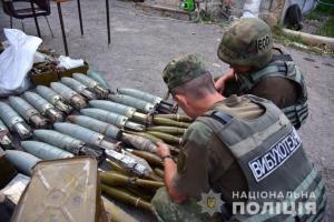 Донбасс, оружие