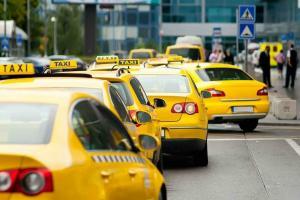 Легализация рынка такси в Украине