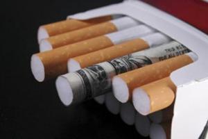 Украина, сигареты