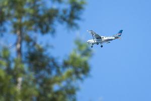 В американскомштате Айдахо столкнулись два самолета