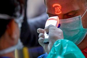 коронавирус, эпидемия