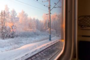 """На новогодние праздники""""Укрзализныця""""изменила расписание поездов и назначила дополнительные составы"""