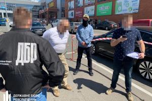 В Броварах задержан майор СБУ