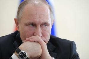 Путин, рейтинг