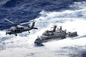 патрульные катера