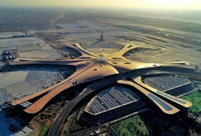 Пекин, аэропорт