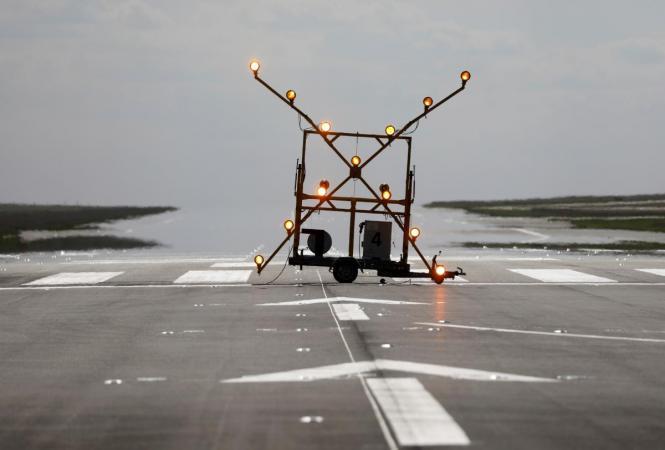 аэропорт на Донбассе