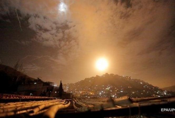 Израиль, Сирия