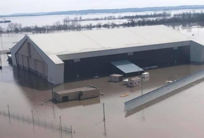 США, наводнение