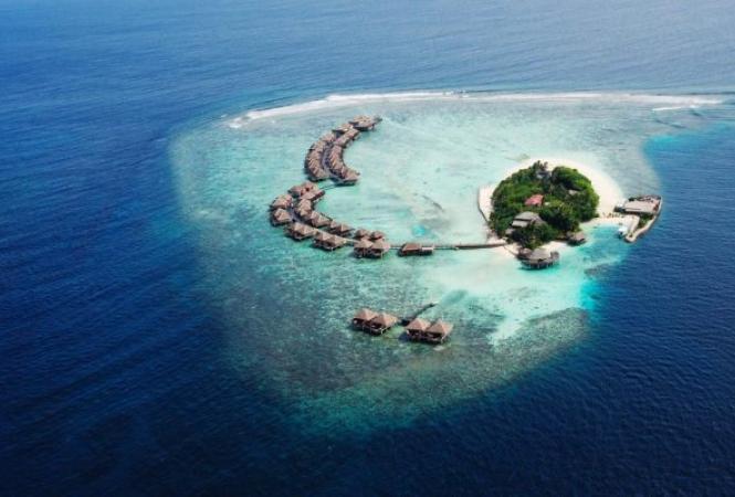 Индонезия, остров