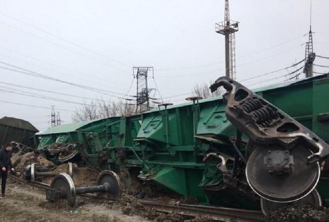 Киев, авария